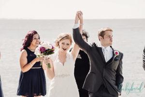 just married at catawba island club