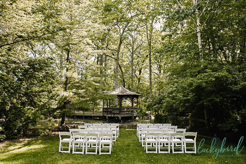 toledo botanical garden wedding ceremony