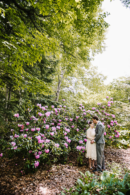 toledo botanical garden wedding photos