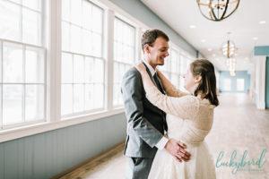 wedding dancing photo at cedar point