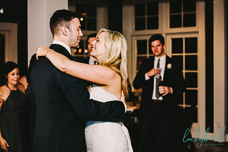first dance at carranor