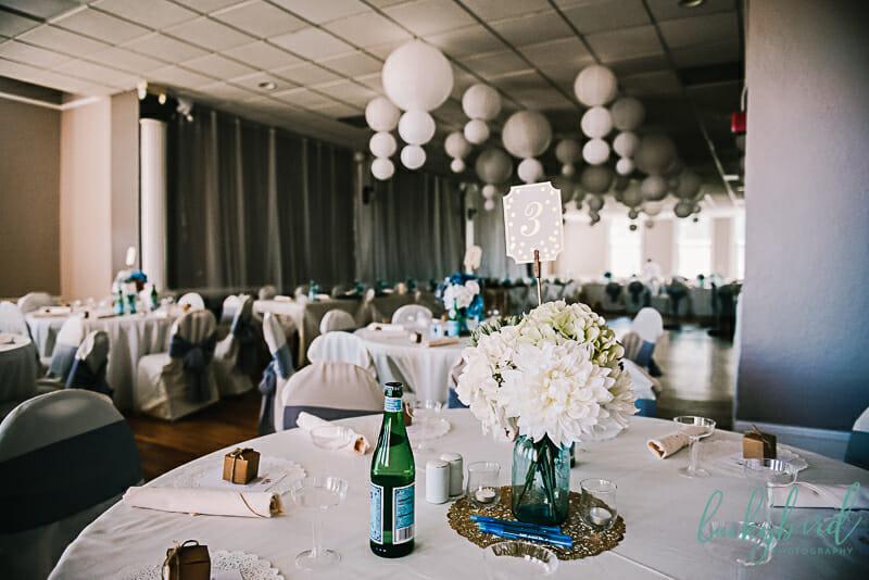 monclova community center wedding photos