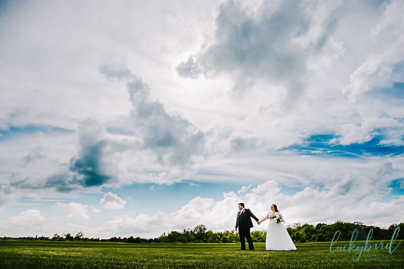 the pinnacle toledo wedding photo