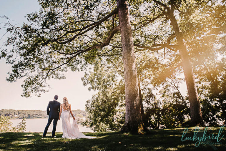 toledo country club wedding photography
