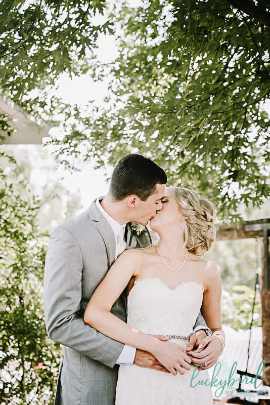 romantic soserene wedding