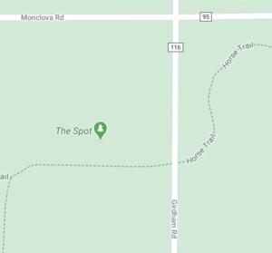 the spot oak openings location