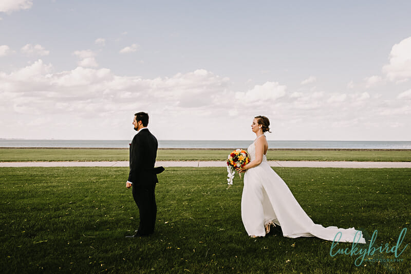 first look by the water at maumee bay