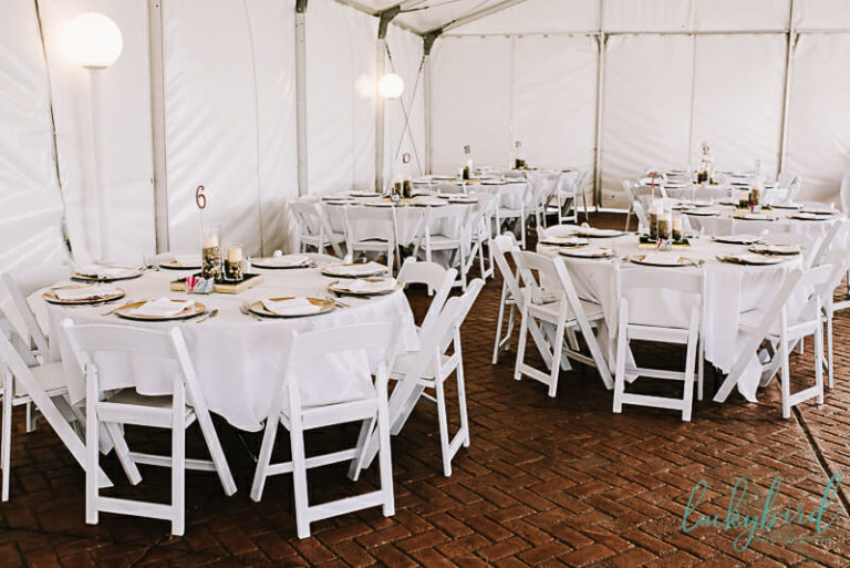 maumee bay tented reception