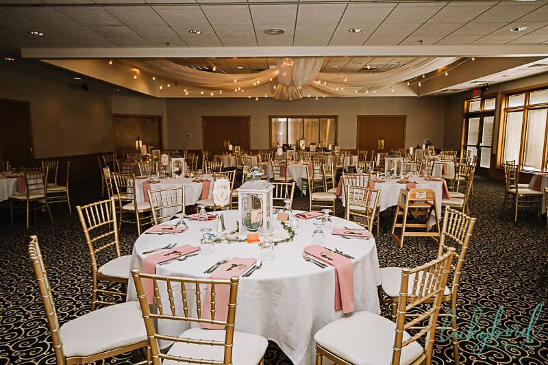 stone ridge golf club wedding reception