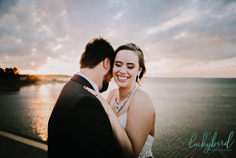 wedding photos at maumee bay