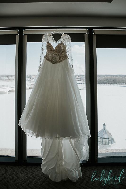 renaissance toledo wedding dress