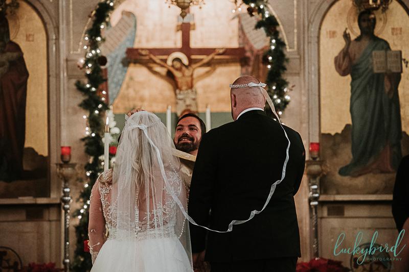 toledo greek wedding ceremony