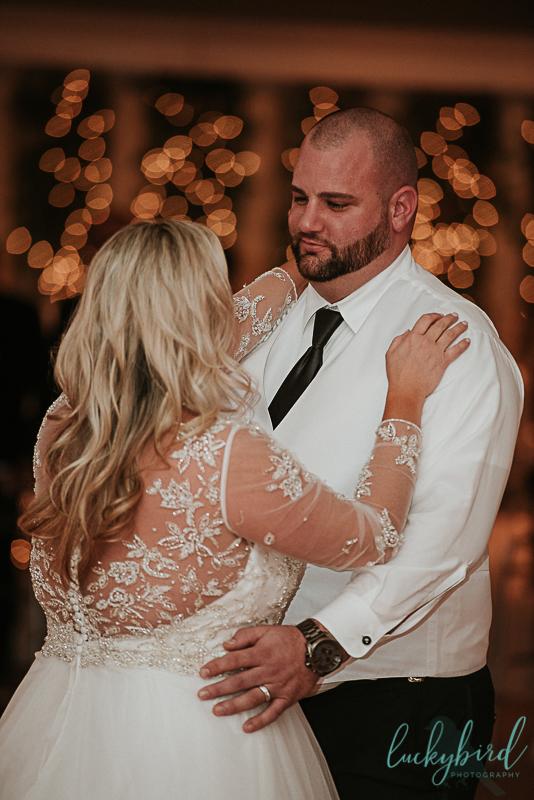 toledo nye wedding