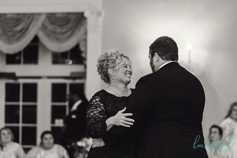 luxury ohio wedding photography