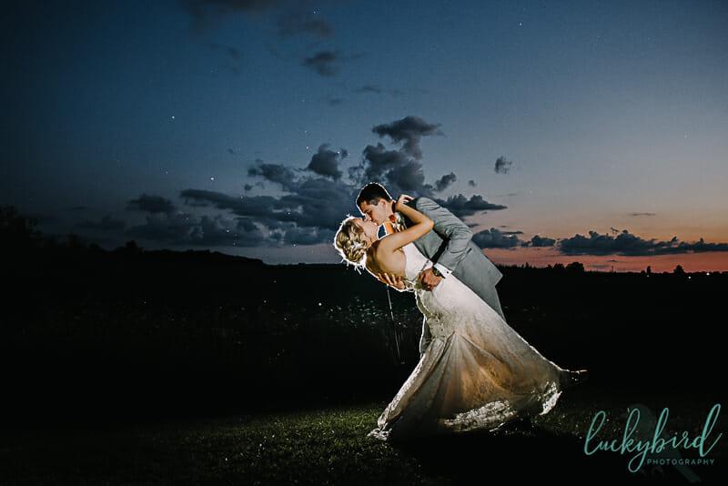 sunset soserene wedding photos