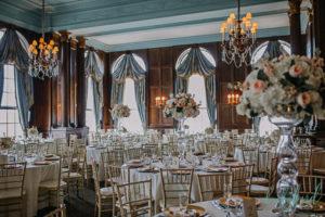 Elegant and Classic Downtown Toledo Wedding