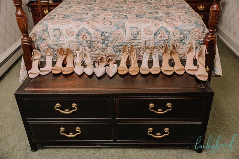 toledo shoe wedding photography