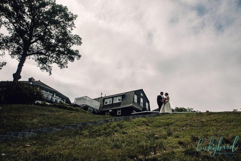 toledo country club wedding photography