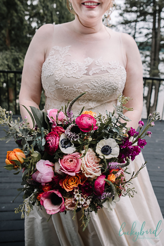 gardenview flowers wedding bouquet