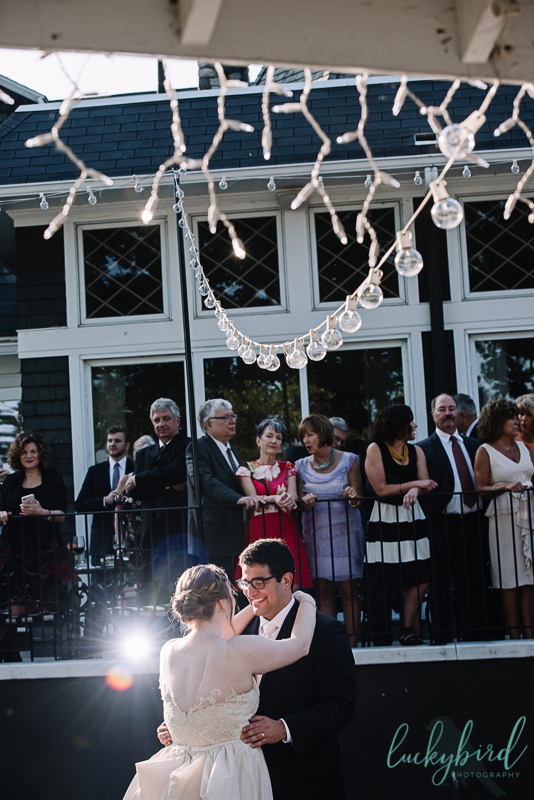 toledo country club first dance
