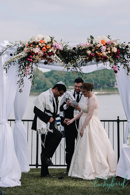 toledo country club jewish wedding
