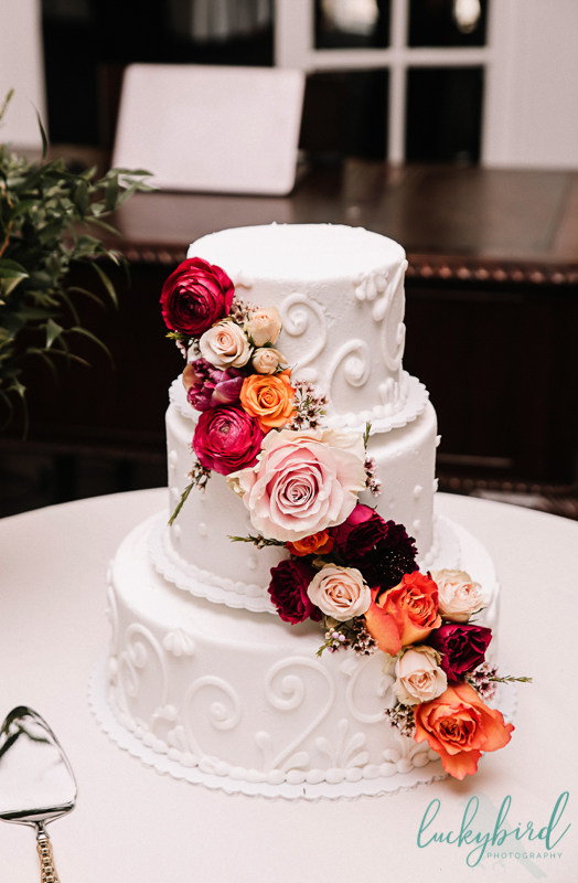 wixey bakery wedding photos