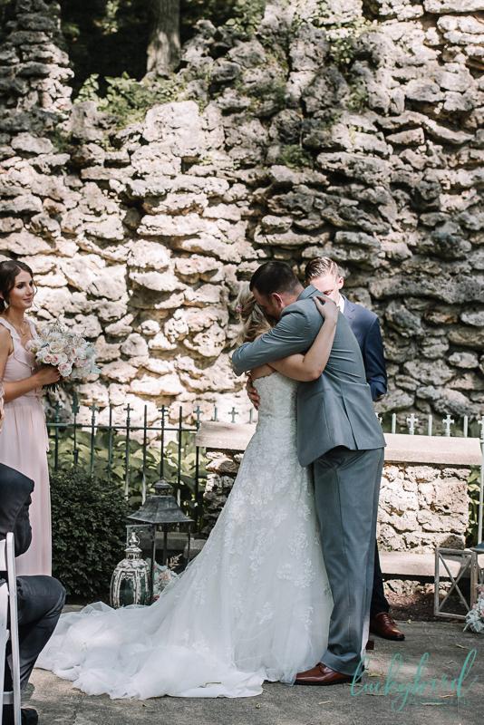nazareth hall toledo wedding ceremony