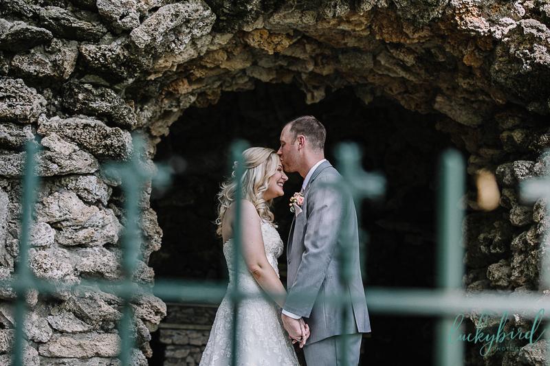 nazareth hall wedding photo