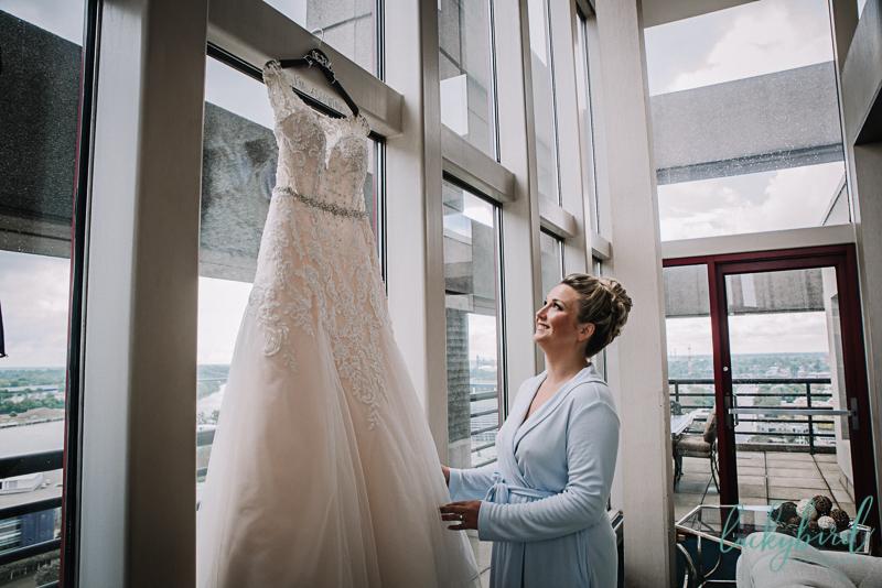 park inn bridal suite photo