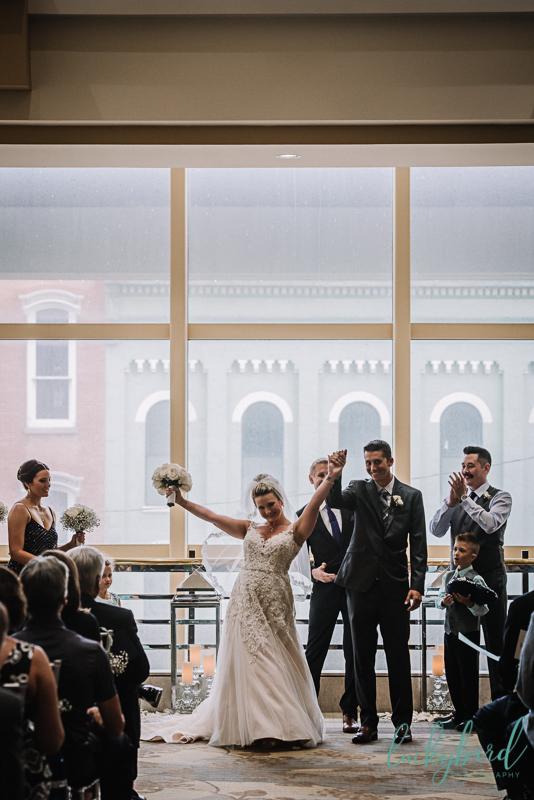 park inn wedding ceremony