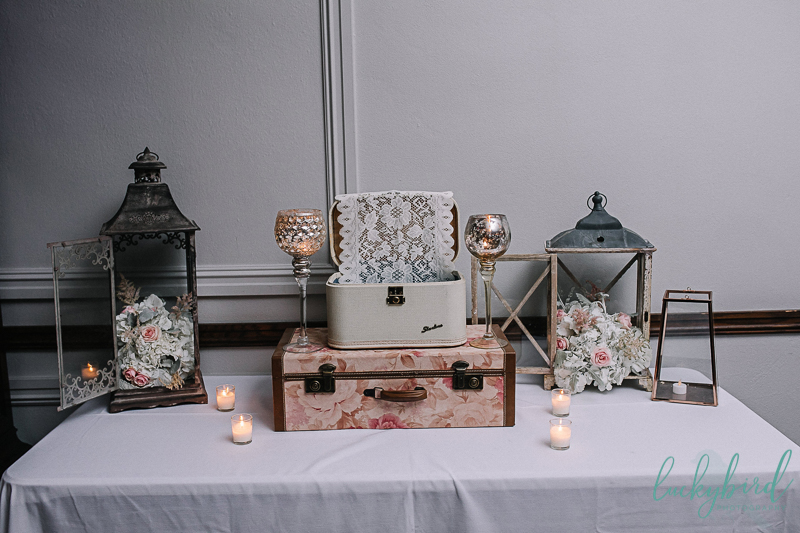 vintage toledo wedding