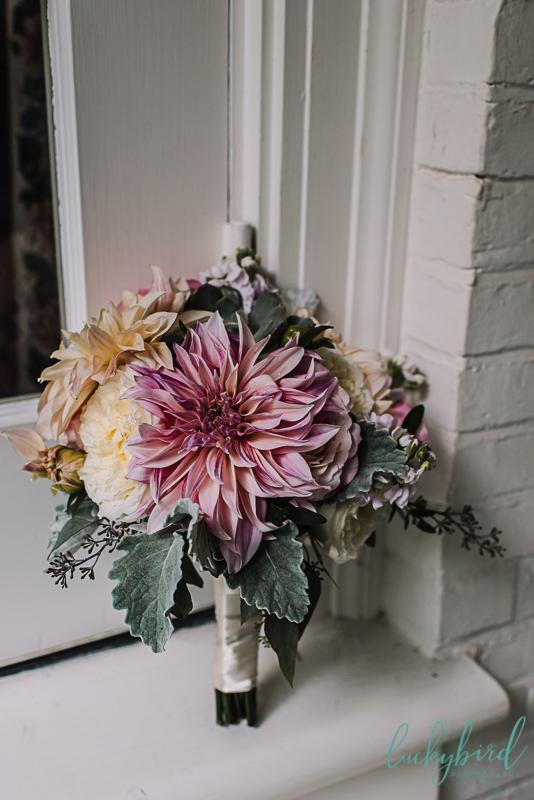 in bloom flowers bouquet