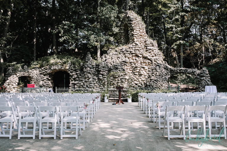 nazareth hall grotto in august