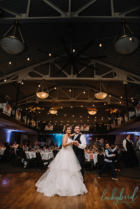 nazareth hall lady glen first dance photo