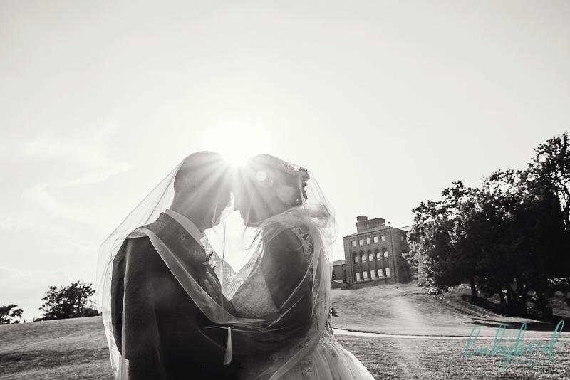 nazareth hall photo with veil and sun