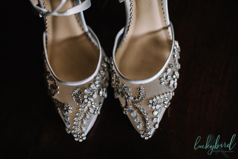 toledo wedding shoes beaded