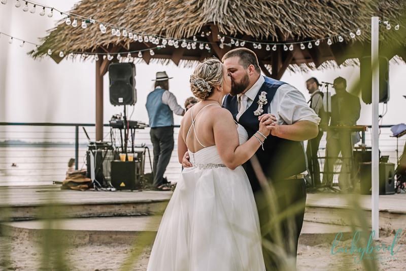 dancing photo at docks beach house