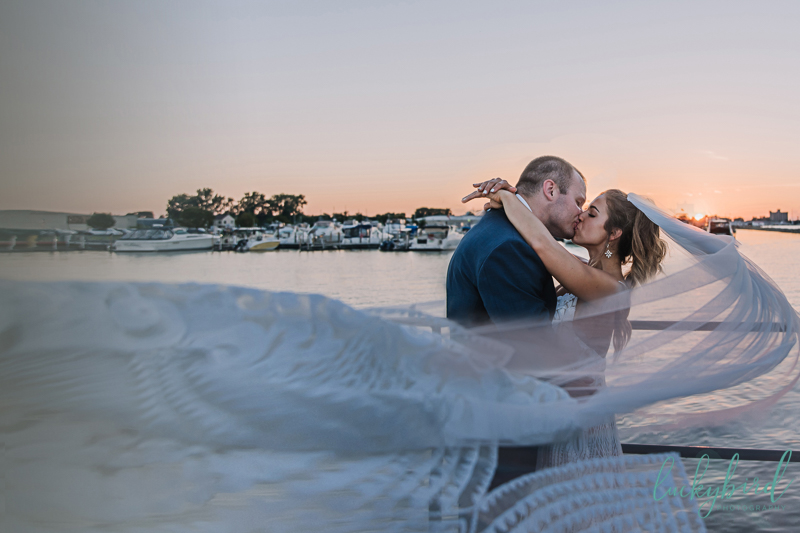 lyman harbor wedding photos