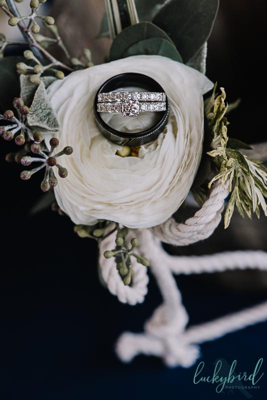 ring photo at docks beach house