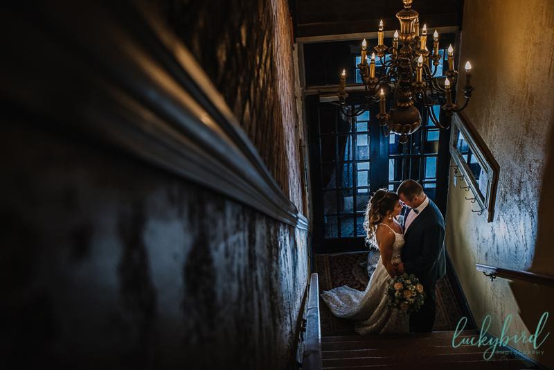 sandusky ohio romantic wedding photography