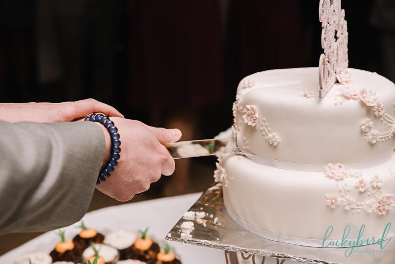 belmont country club cake photo