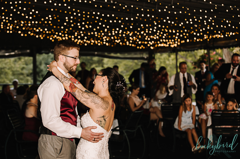 belmont country club first dance