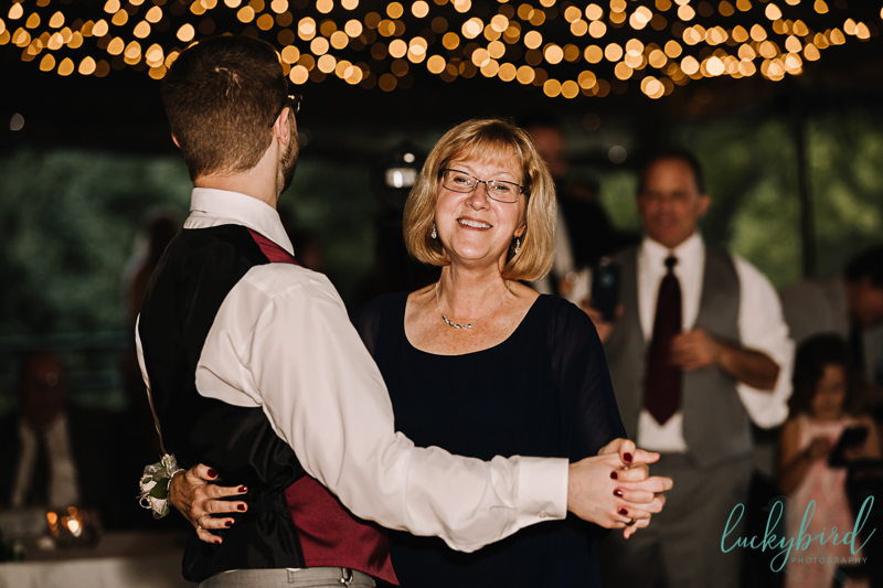 belmont country club mother son dance