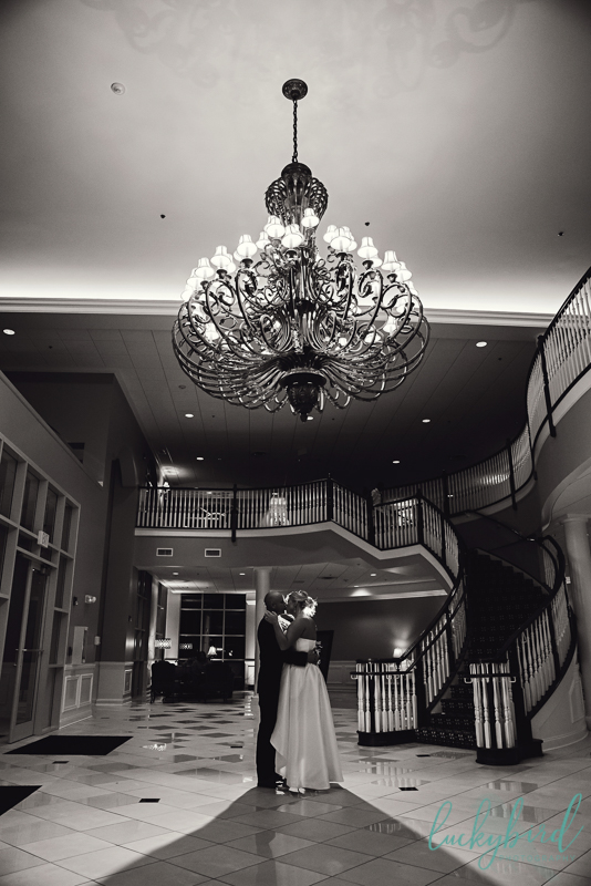 chandelier staircase photo at dinolfos