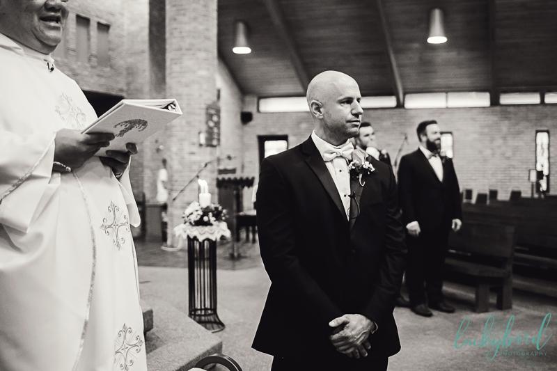 chicago church wedding ceremony