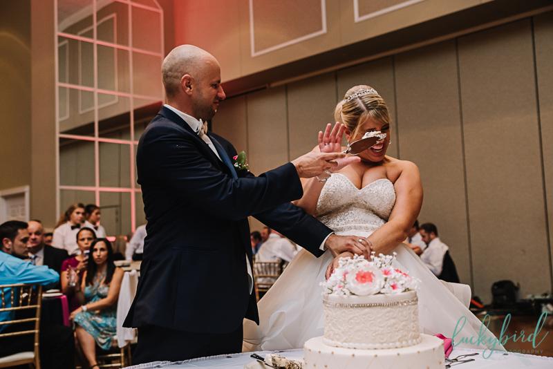 dinolfos wedding reception photo