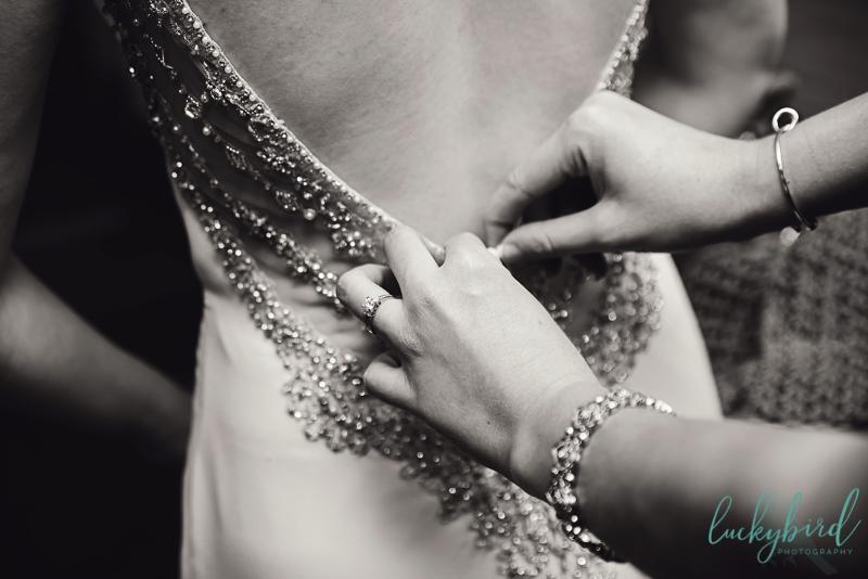clazel art deco wedding photos