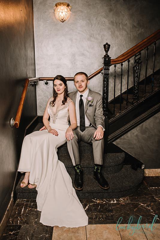 clazel indoor wedding photos