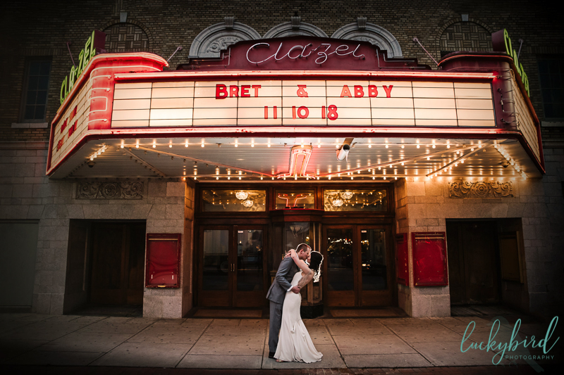 Locations for your Gatsby Roaring Twenties wedding in Toledo