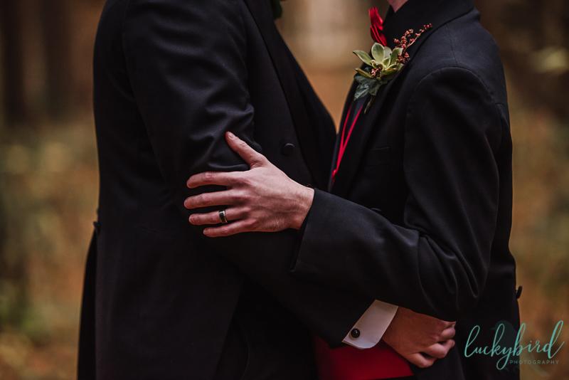 gay wedding photos in toledo